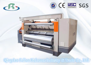 Vacuum Suction type Corrugated single Facer Forcarton Machine