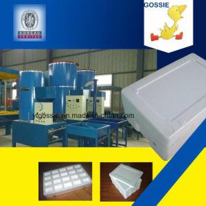 Boîte de mousse EPS Making Machine pour l'emballage en plastique