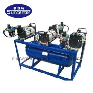 Pompa ad alta pressione pneumatica del compressore d'aria delle 40 barre di Suncenter