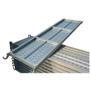 4.0m galvanisierten den Stahlplanke-Weg-Vorstand, der in China hergestellt wurde
