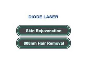 2018 Melhor Laser de remoção de pêlos 1064/755/808nm 3 em 1 Máquina de Laser de remoção de pêlos permanente
