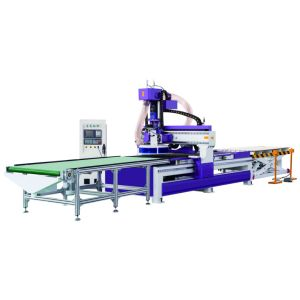 La carpintería Router CNC para corte de la junta