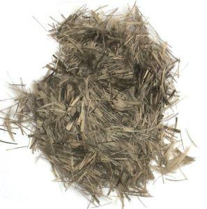 Alta Qualidade Bom Preço por kg de fibra picada de basalto