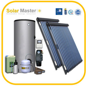 10 Garantie-aufgeteilter Druck-des SolarJahre warmwasserbereiter-(EN12976)