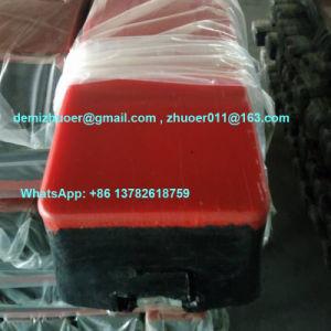 De rubber Staaf van het Effect voor het Bed van het Effect van de Lading van de Transportband