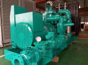 Banheira de venda de gás natural/gerador diesel K19G-G330) com motor Cummins