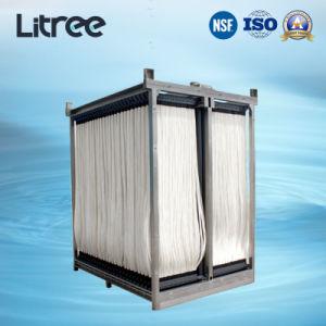 Sistema vuoto della membrana della fibra di Litree per il trattamento delle acque