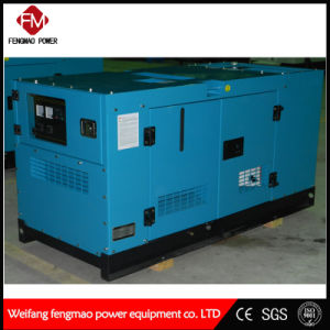 De stodde Diesel van 30 KW Reeks van de Generator - Standaard 80 dB