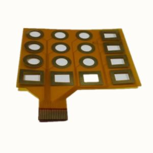 Polyimideの文書が付いている電子適用範囲が広いプリント基板