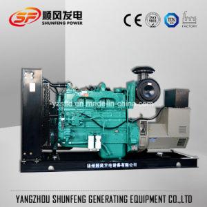 Proteção acústica silenciosa portátil de Energia Elétrica Gerador Diesel Cummins