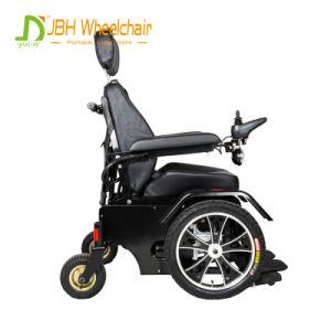 China, das oben 4 Rad-Laufwerk-elektrischer Rollstuhl-Großverkauf Z01 steht