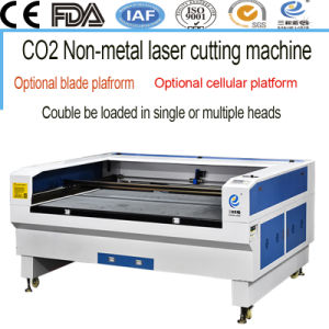 De Machine van de Laser Engraver/Cutter van Co2