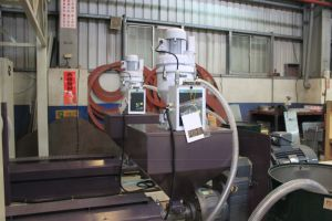 安定した出力Ab水袋のためのプラスチックによって吹かれるフィルム機械