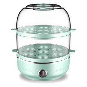 304のステンレス製の暖房版の卵の炊事道具の二重層
