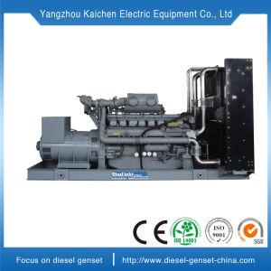 電気開始(セリウムEPA CSA)を用いる8kVA/7kw小さい無声タイプディーゼル発電機Tp8500dgs