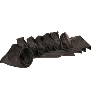 Fiberglas-Filtertüte mit PTFE Membranen-Filtertüte-Filterstoff
