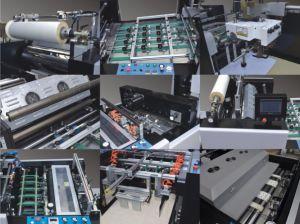 紙袋のためのYfma-800Aのペーパーそしてフィルムの薄板になる機械