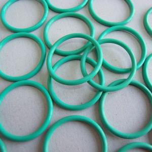De RubberO-ring van de Delen van de Verbinding NBR Rubber in Groene Kleur