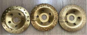 disco abrasivo del carburo di tungsteno di 115mm per gomma e tessuto stridenti