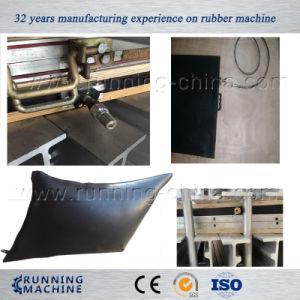가황하는 고무 컨베이어 벨트 합동 기계 치료