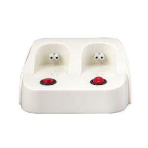 Rodillo doble Calentador de cera, Calentador de cera depilatoria eléctrico