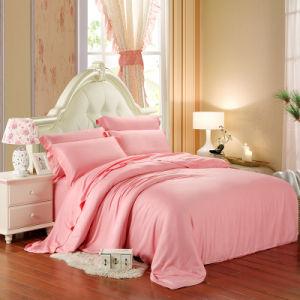 王またはクイーンサイズカラー寝具の一定のホテルの寝具のベッドセット(JRD662)