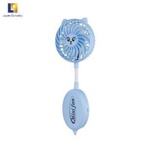 携帯用Gift 1.7-3.6W Electric Mini Fan Rechargeable