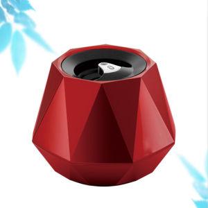 Al aire libre nuevo altavoz Bluetooth Mini altavoz Bluetooth con luz LED, el Diamante altavoz Bluetooth