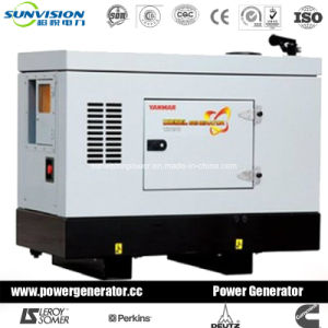 50 ква дизельные Yanmar генератор, Super Silent генератор с CE/ISO/Soncap