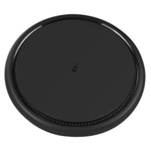 Лидеров продаж Fast ци стандарт беспроводной зарядки телефона с функцией зарядки Anti-Clip сенсорной панели