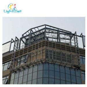 La publicité extérieure de l'écran à affichage LED écran LED HD Scène extérieure Affichage LED P4 P3 P5