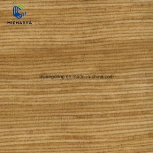 Spc haga clic en el tablón del suelo de película de PVC decorativos
