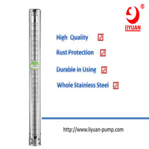 Standardelektrische versenkbare Dieselwasser-Hochdruckpumpe