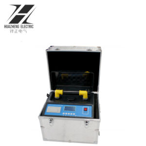 点検サービス自動80kv Bdvオイルは電圧テスターを破壊する
