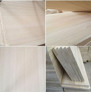 De goedkope Prijs Gezaagde Producten van het Timmerhout van Paulownia van de Fabriek van het Hout