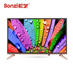 50 Inchi Smart LED TV с закаленного стекла поддержки OEM ODM