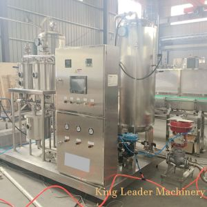 Boa qualidade de Bebidas Carbonatadas Automático Misturador de CO2