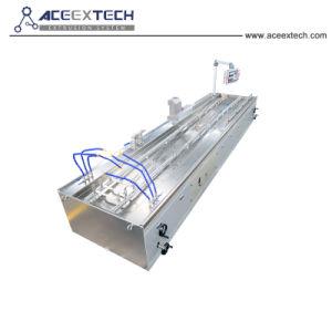 プラスチックPVC PE PP WPC Wood Plastic Composite Window ProfileかDecking Profile/Ceiling Profile/Concrete Profil/Imitation Marble Profile Extrusion Line