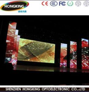 LEIDENE van de Kleur P4.81/P3.91 van de Fabriek van Shenzhen het Binnen en Openlucht Volledige Comité van de Vertoning