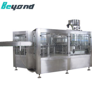 Automatische Vloeibare het Drinken van het Water van het Bier het Vullen Machine Carbonatador