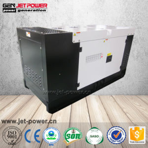 50Hz Diesel van de 220V/380V3phase Stille Generator 8kw 10kVA Kleine Draagbare Generators