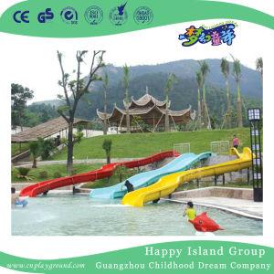 De openlucht Grootste Speelplaatsen van de Dia van het Water van het Avontuur (M11-04803)