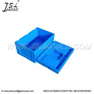 Vorm van het Krat Foldabe van de Injectie van de douane de Plastic