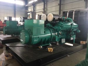 mit leisem Dieselgenerator des Perkins-Motor-850kVA