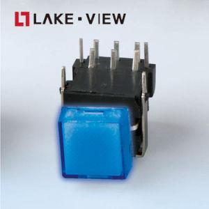電気押しボタンのマイクロ接続解除スイッチ