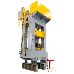 500ton 800ton hidráulico de estamparia de metal prensa de forjamento a frio 300ton