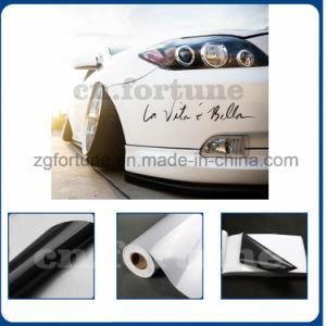 車のステッカーのデジタル印刷のための自己接着ビニールの光沢のある接着剤