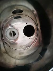 Compartimento do cartucho do filtro PP inoxidável Pre-Filtration Sistema do Filtro