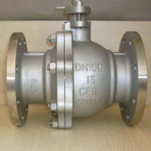 API с плавающей запятой шарового клапана (150 LB-600фнт)