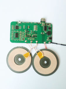 Monedero Electroinc Solución cargador inalámbrico PCBA